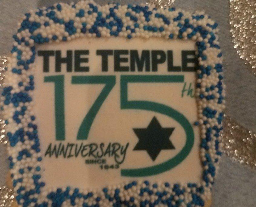 The Temple Celebrates 175