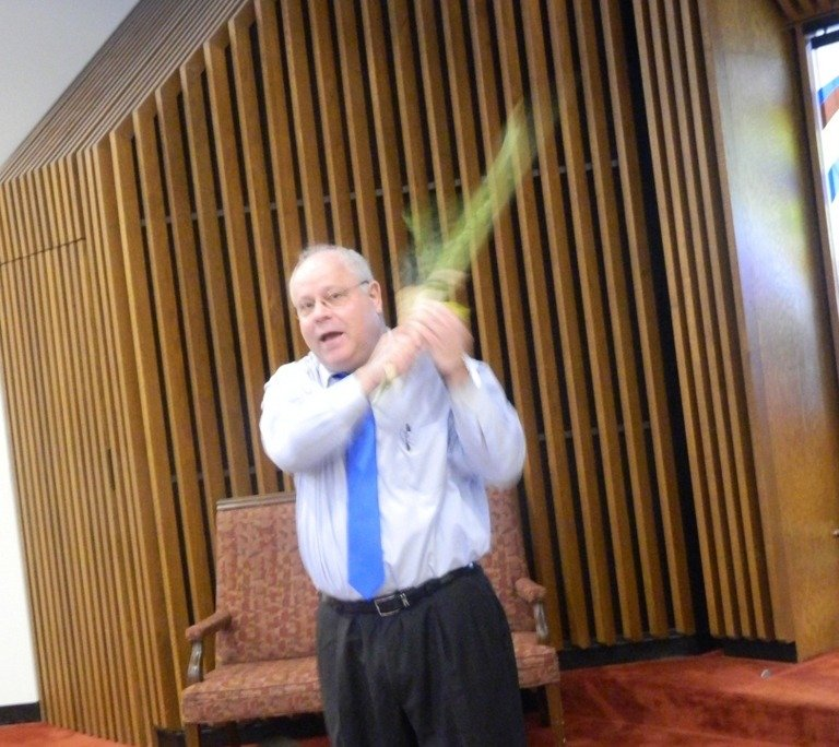 Simchat Torah at ECEC