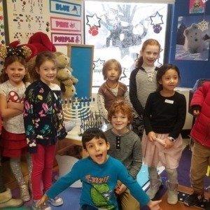 Hanukkah at Religious School