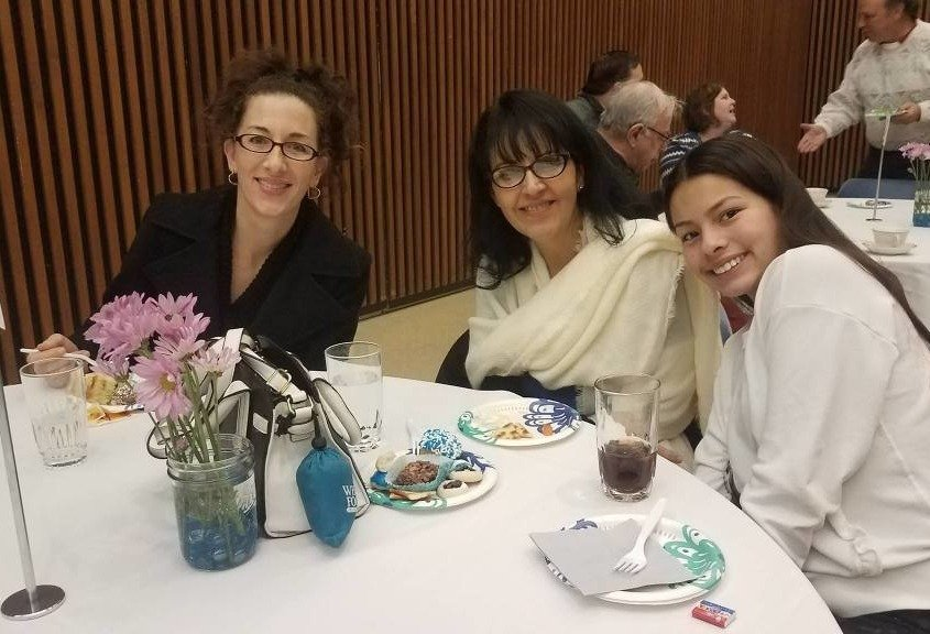 Volunteer Shabbat at The Temple