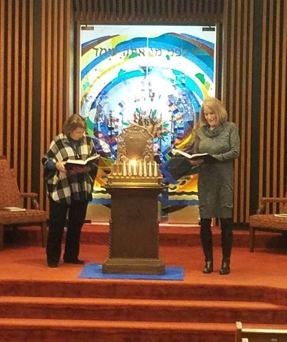Volunteer Shabbat at The Temple