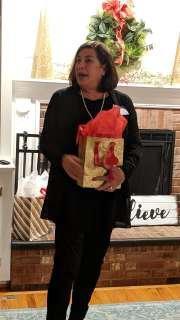 Amy Benovitz honored by Wellspring