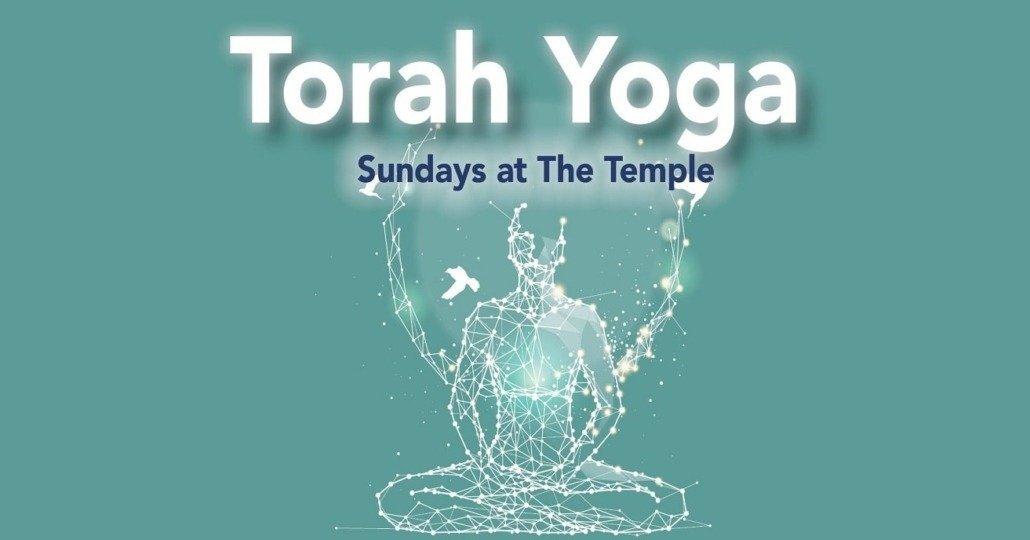 Torah Yoga at The Temple