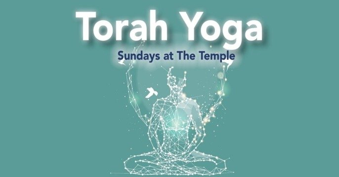 Torah Yoga at The Temple