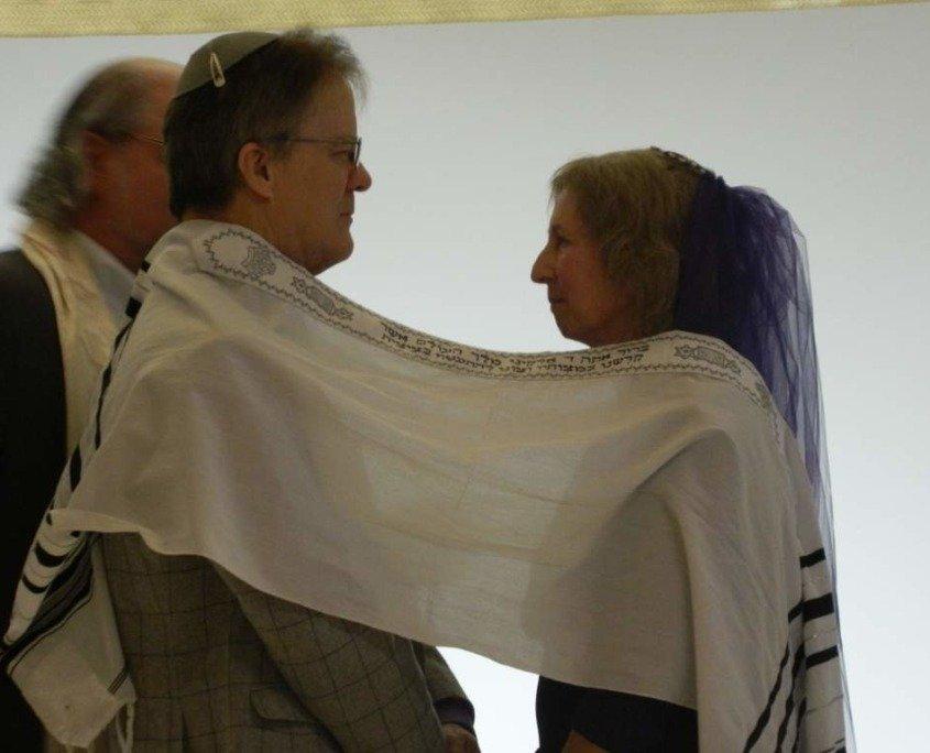 Wedding at Temple Scholars Class