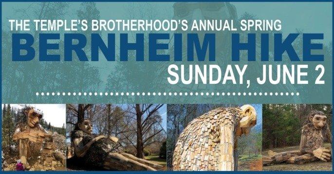 Brotherhood Bernheim Hike