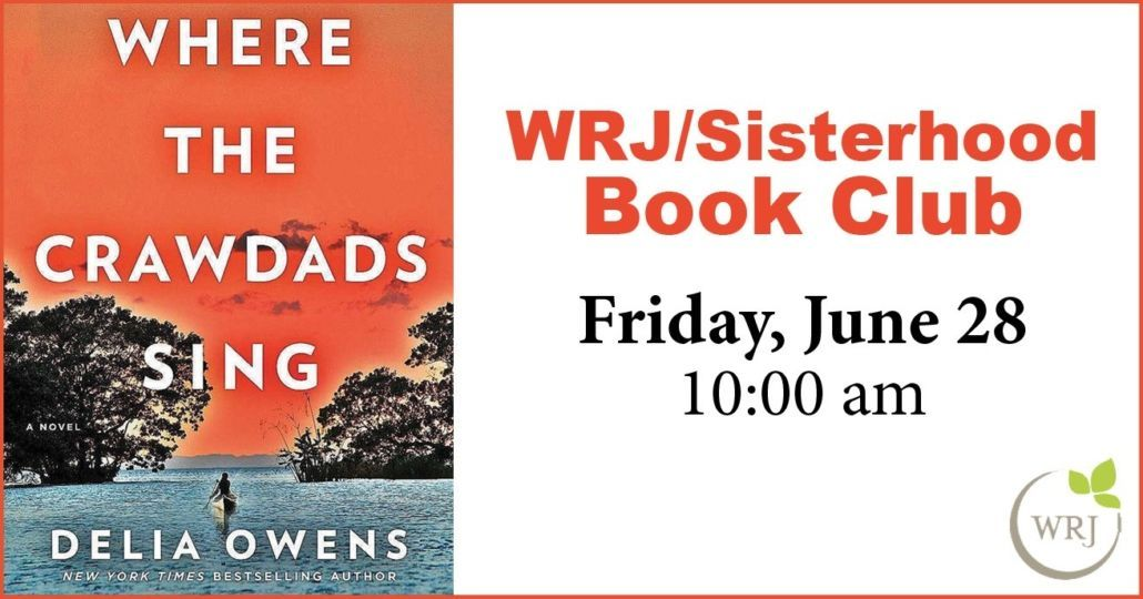 WRJ/Sisterhood Book Club