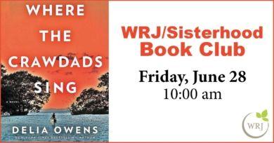 WRJ/Sisterhood Book Club