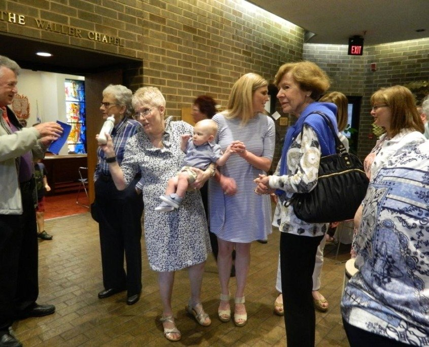 Blue Jean, Grandparent, and Great Grandparent Shabbat Service