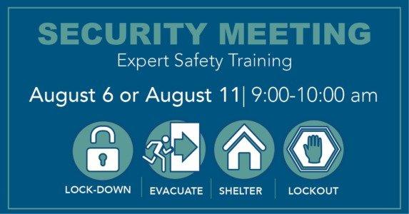Security Meeting