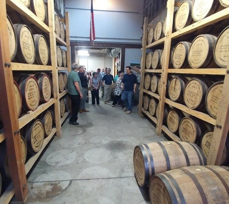 Brotherhood Distillery Tour