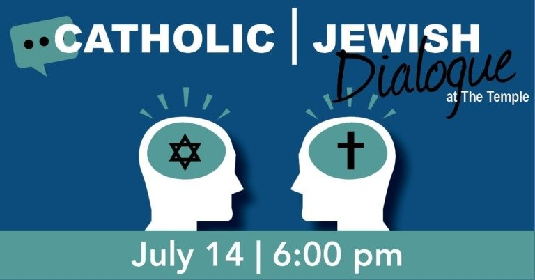 Catholic Jewish Dialogue at The Temple