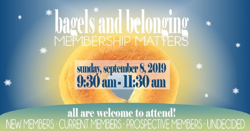 Bagels and Belonging