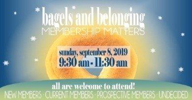 Bagels and Belonging