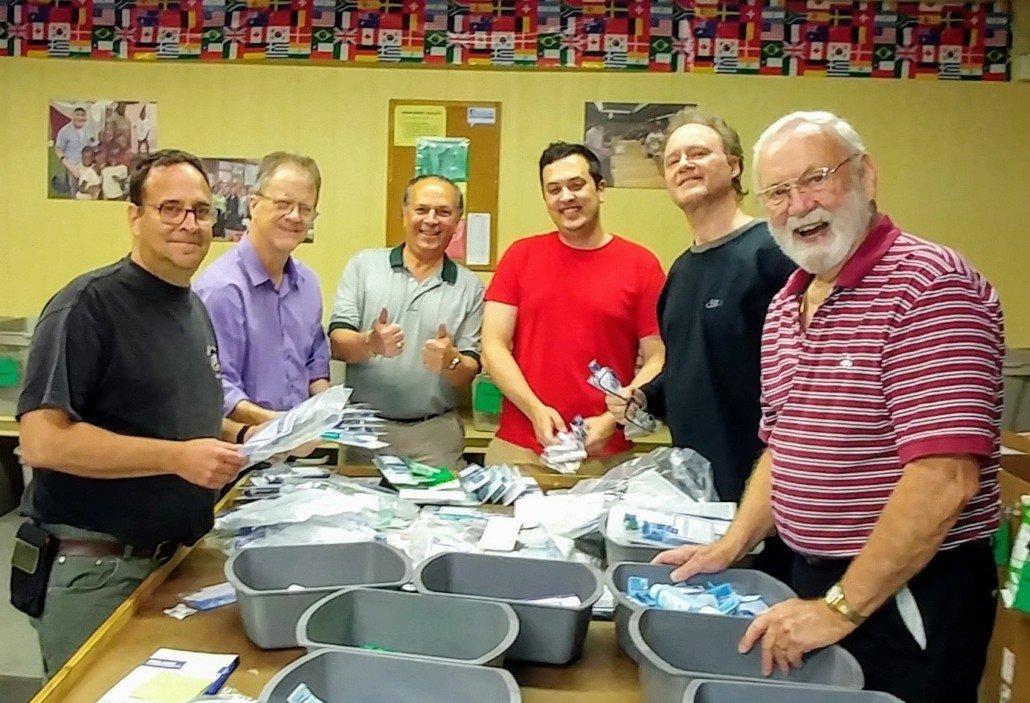 Brotherhood Mitzvah Project